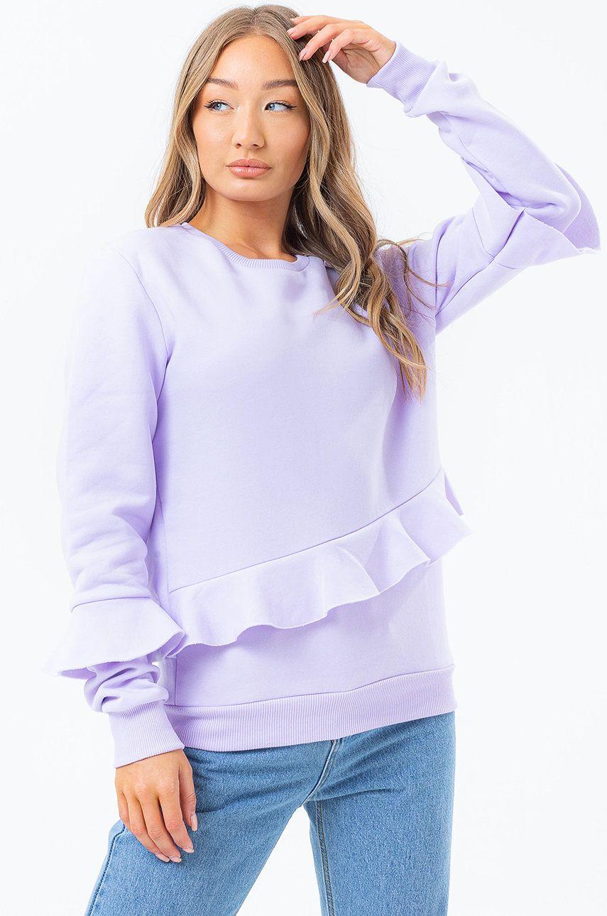 Hype - Bluza VINTAGE RUFFLE
