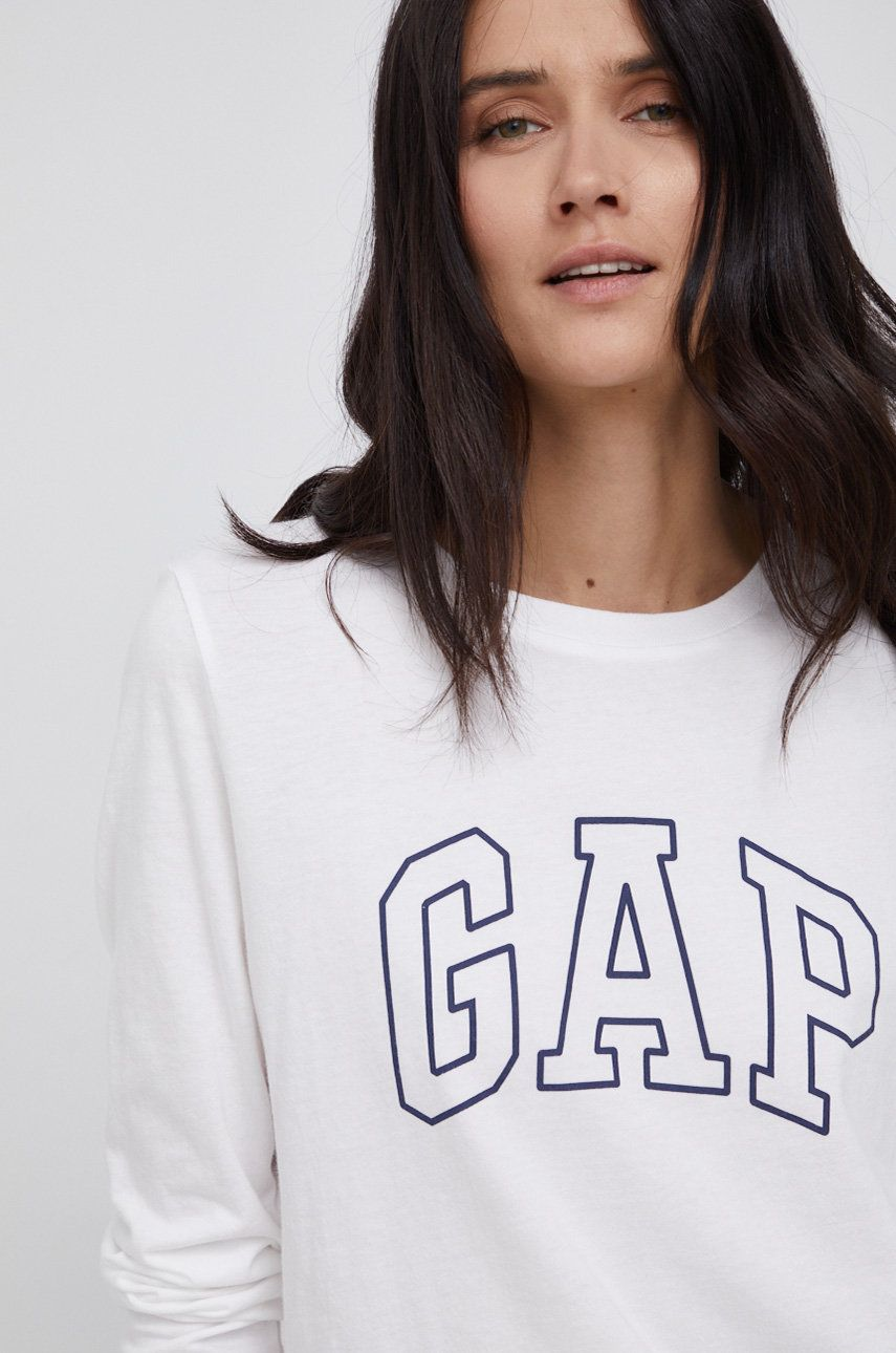 GAP - Longsleeve din bumbac