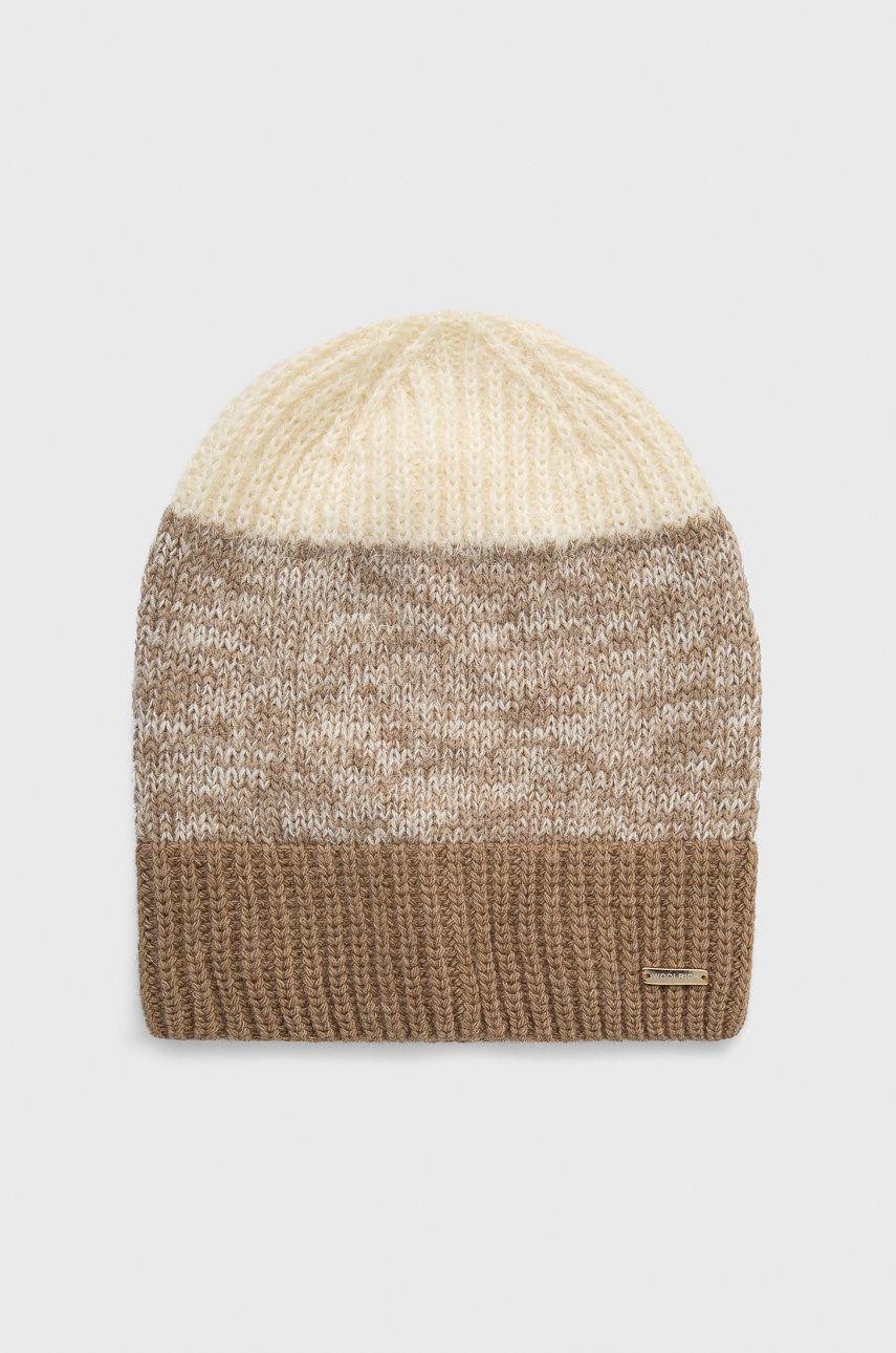 WOOLRICH - Caciula de lana