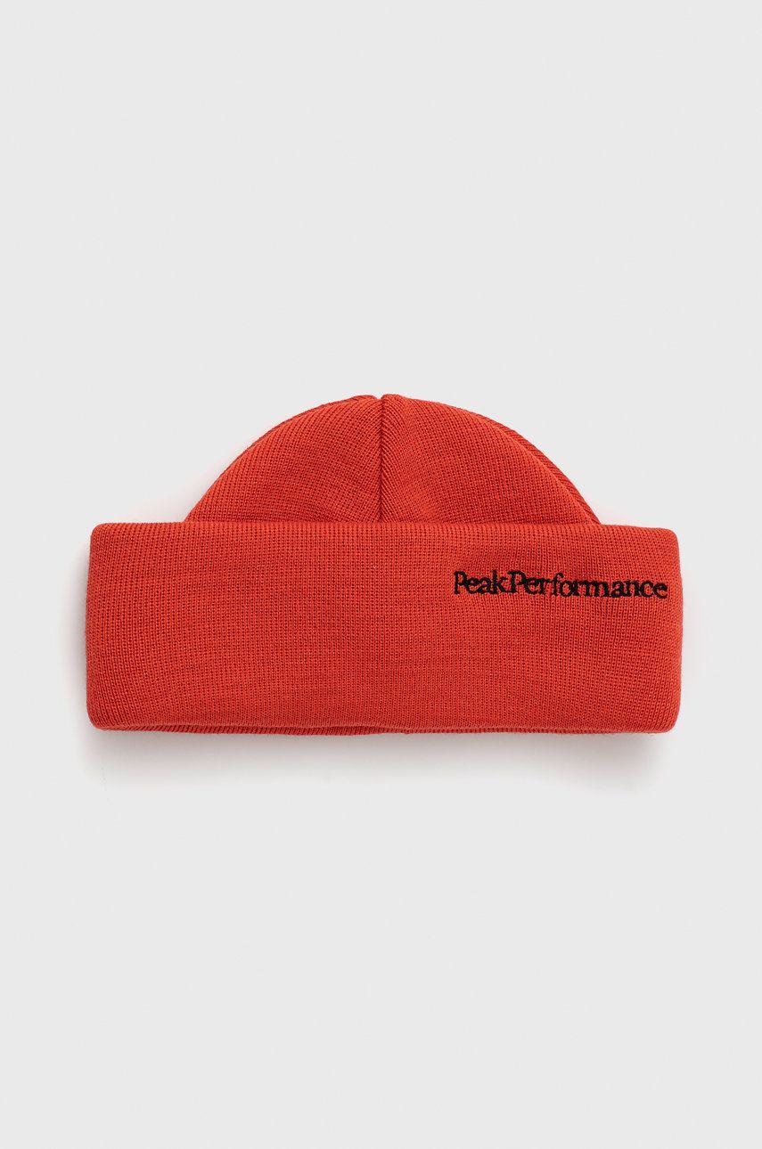 Peak Performance - Caciula de lana