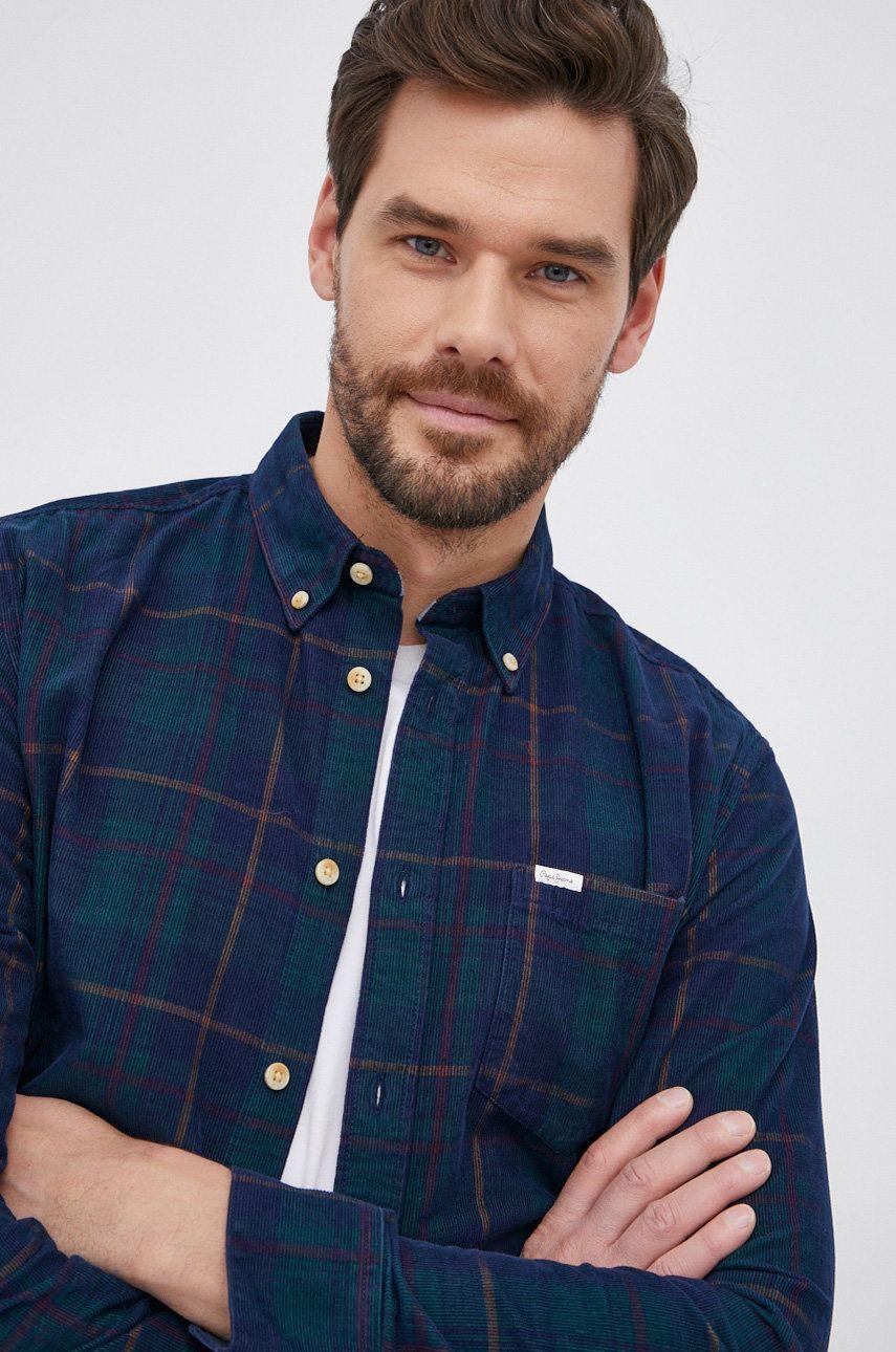 Pepe Jeans - Manšestrová košile Nigel