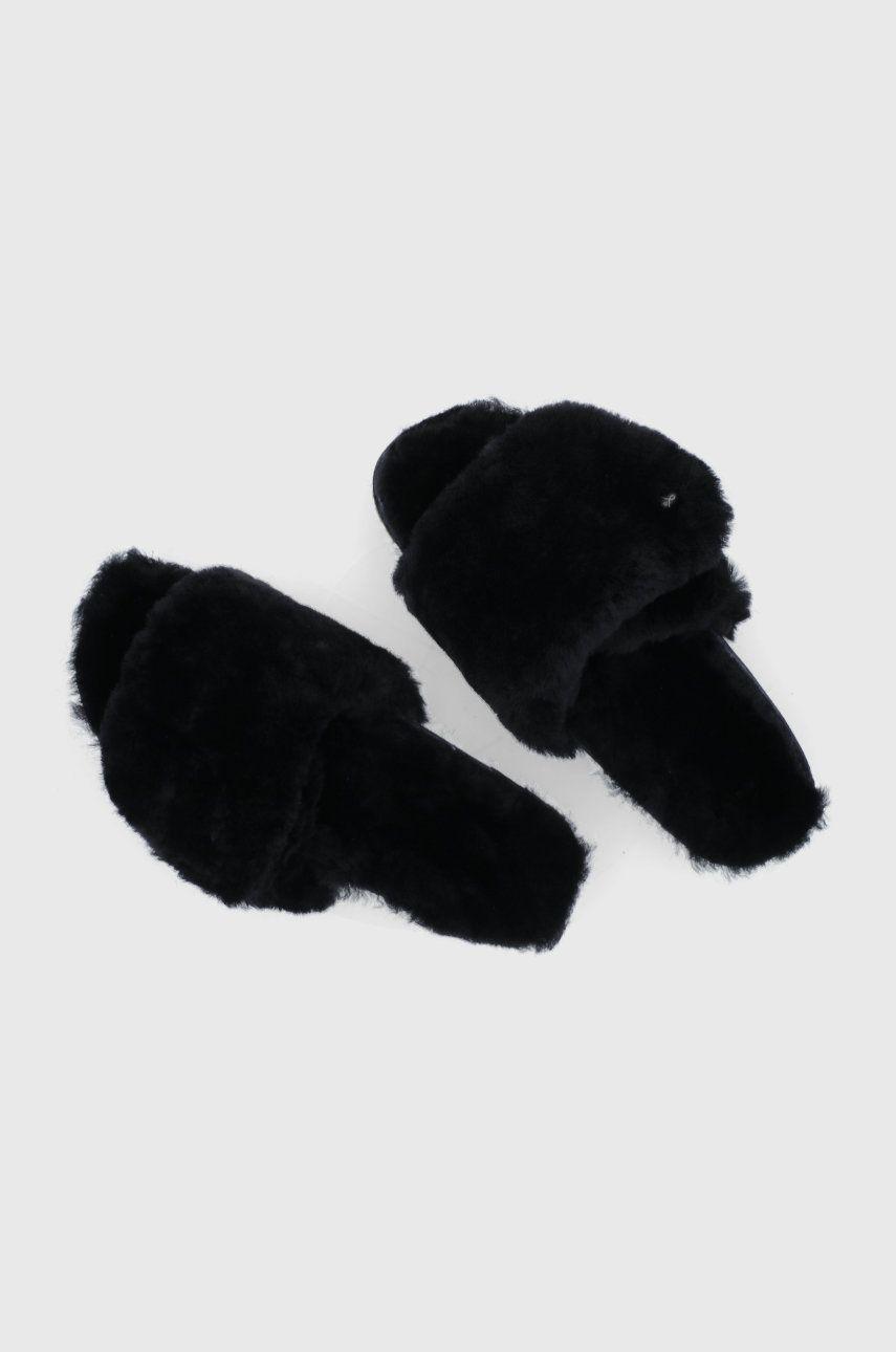 Emu Australia - Papuci de lana Musica