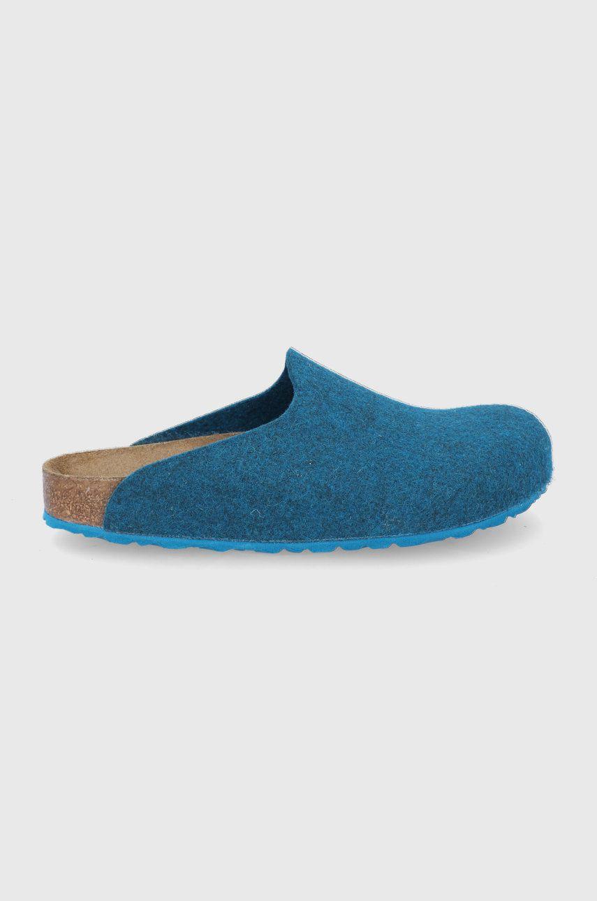 Birkenstock - Papuci de lana