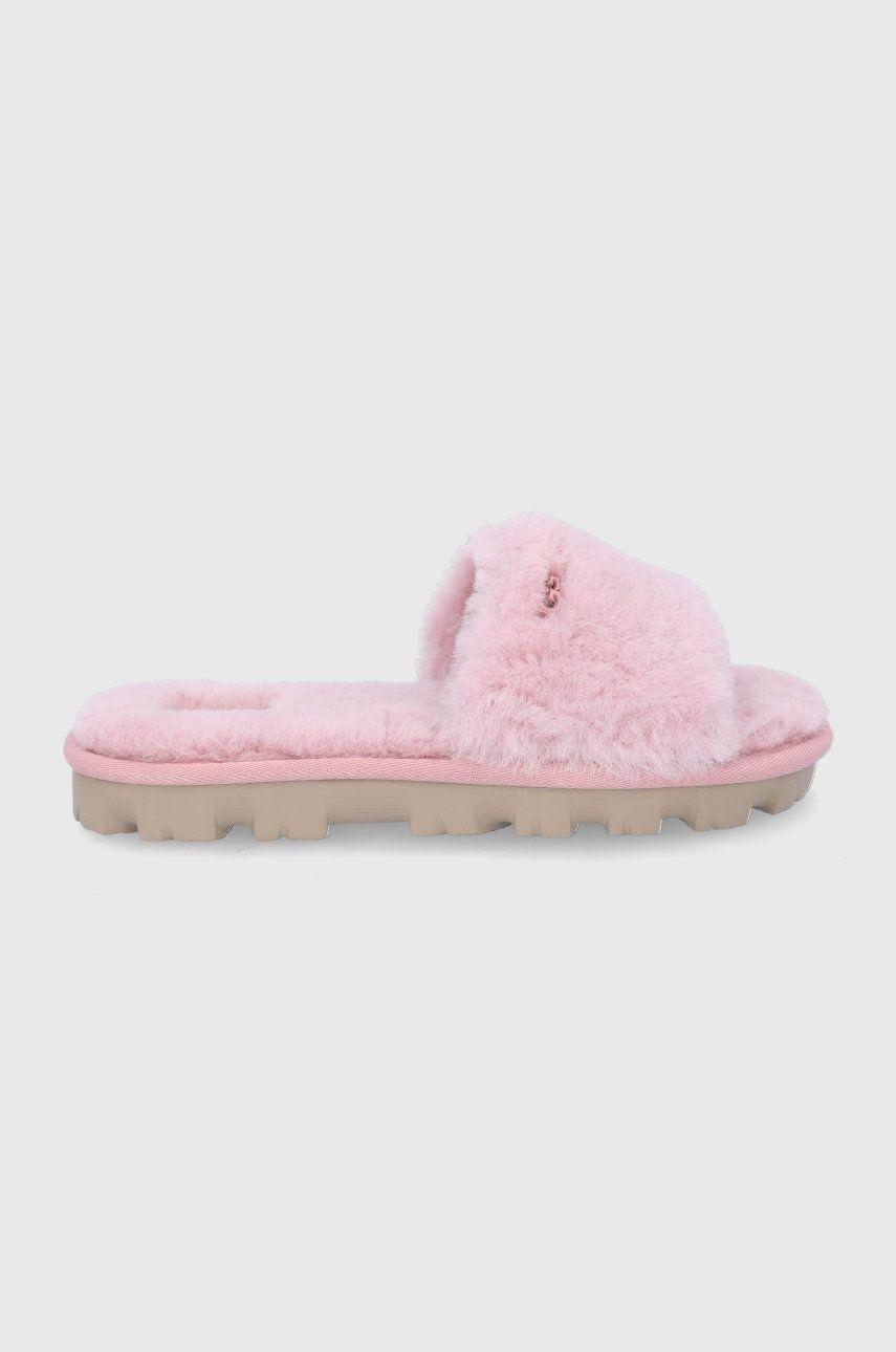 UGG - Papuci de lana Cozette