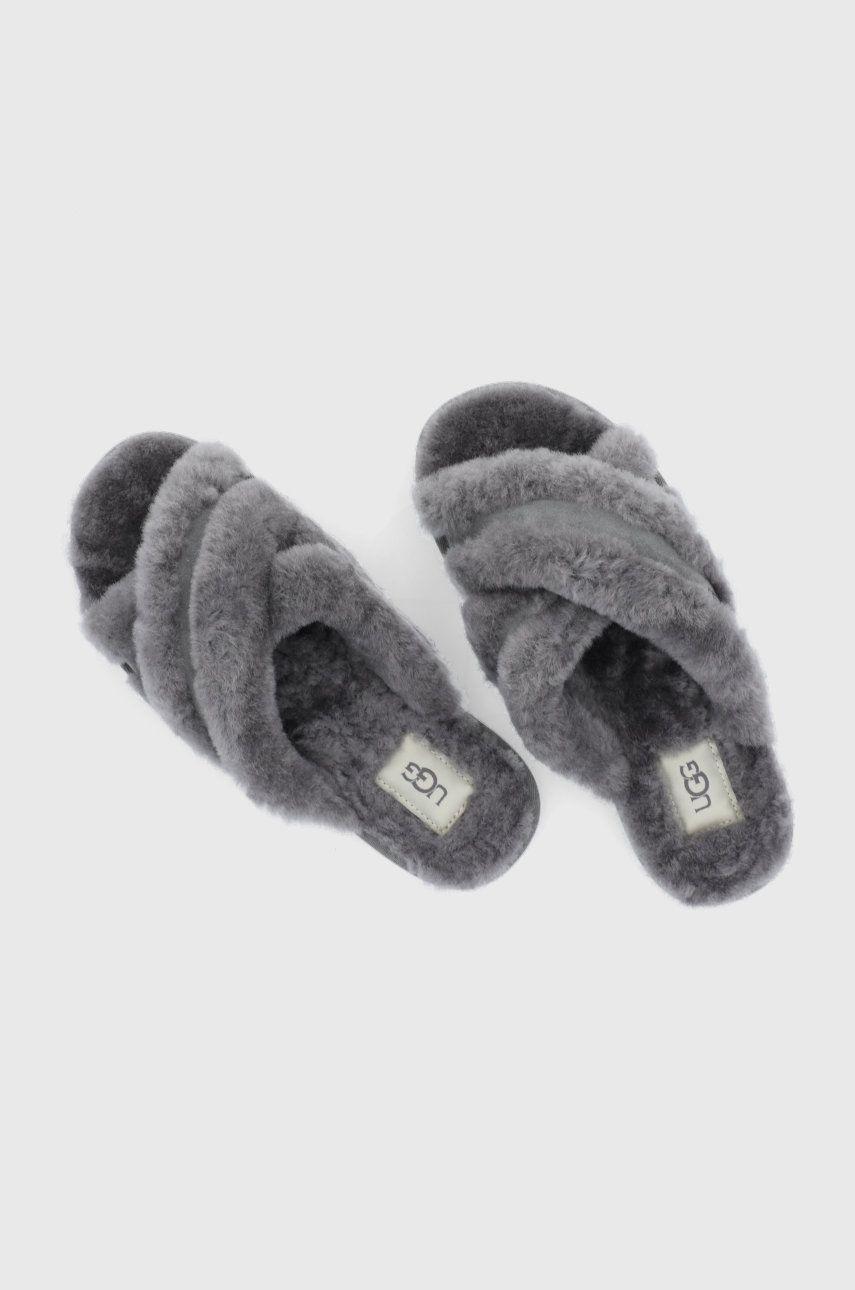 UGG - Papuci de lana Scuffita