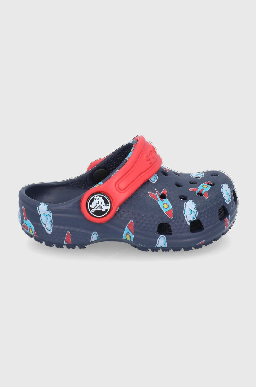 Crocs - Detské šľapky Classic Toddler Printed Clog Kids