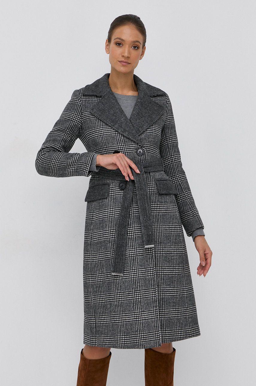 Morgan - Palton din lana