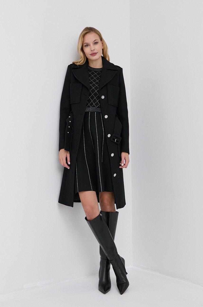 Morgan - Palton de lana