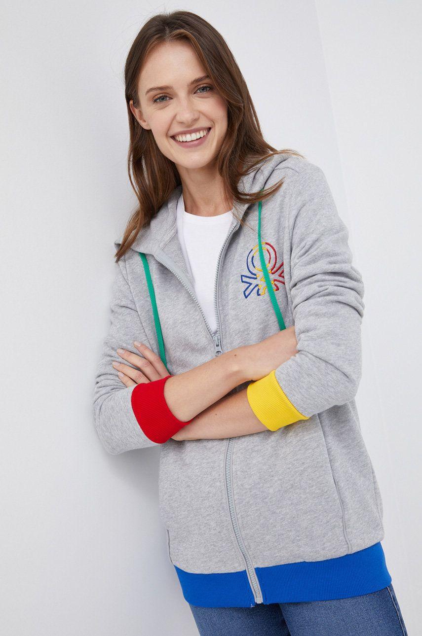 United Colors of Benetton - Hanorac de bumbac