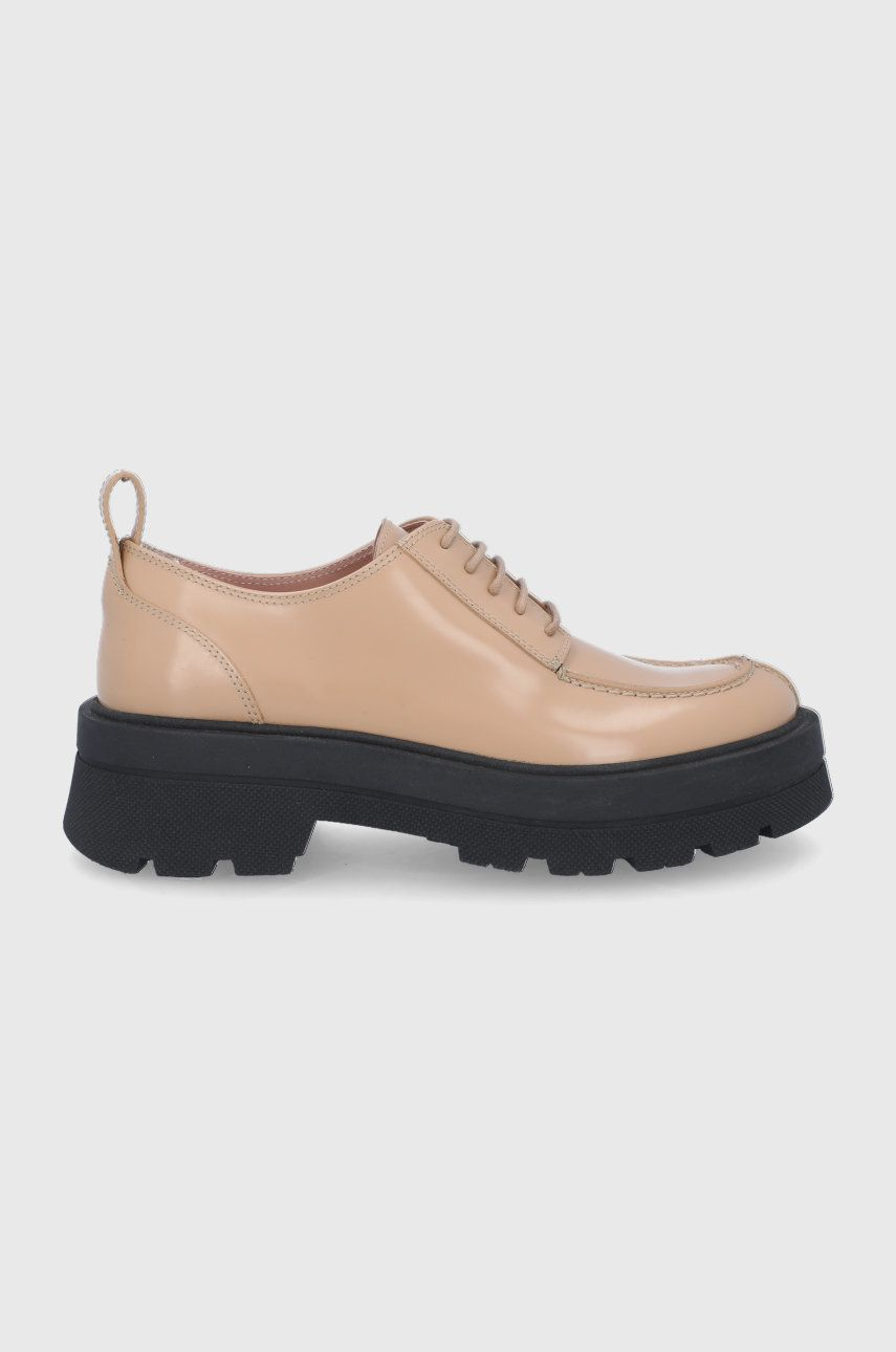 Boss - Pantofi de piele