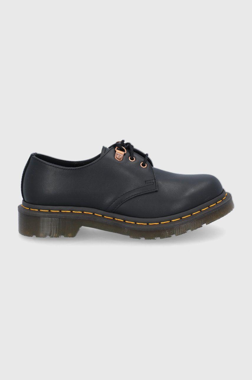 Dr. Martens - Pantofi de piele 1461 HDW