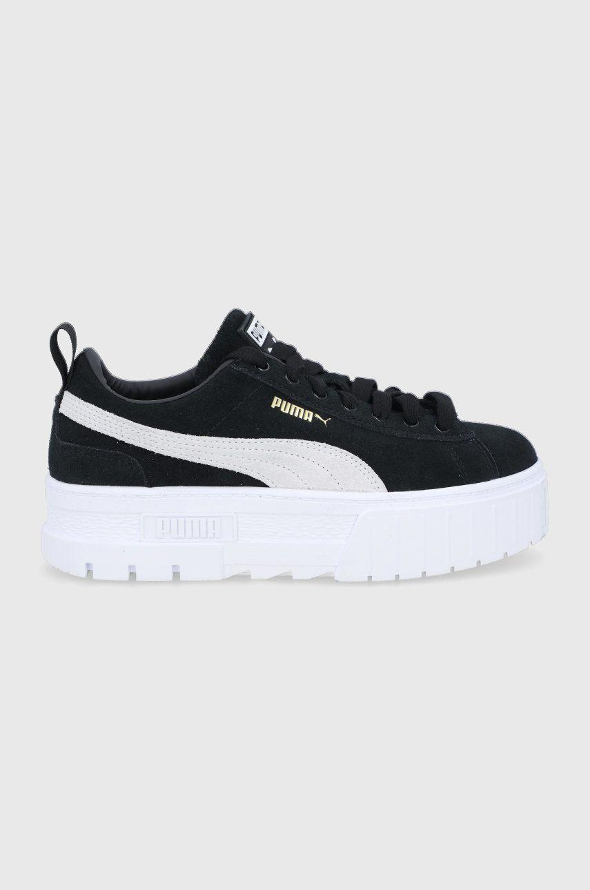 Puma - Pantofi de piele intoarsa Mayze