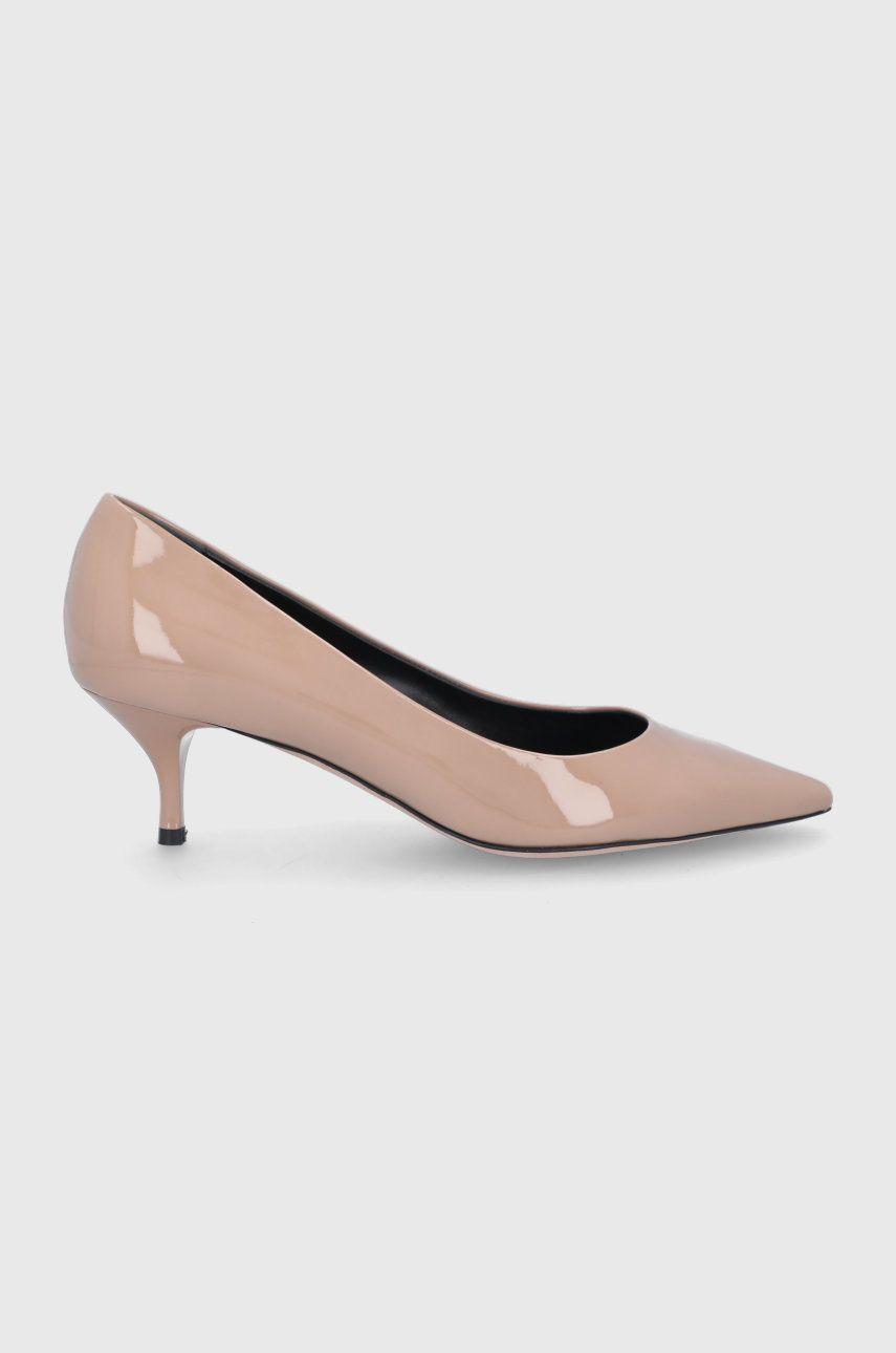 Marella - Stilettos de piele