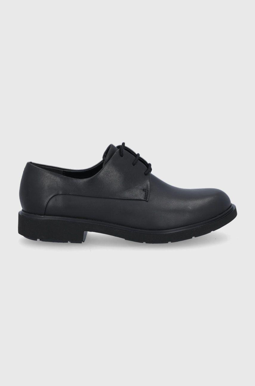 Camper - Pantofi de piele Neuman