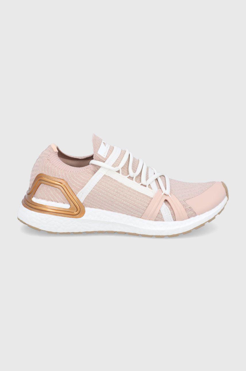 adidas by Stella McCartney - Pantofi UltraBoost 20 Mettalic