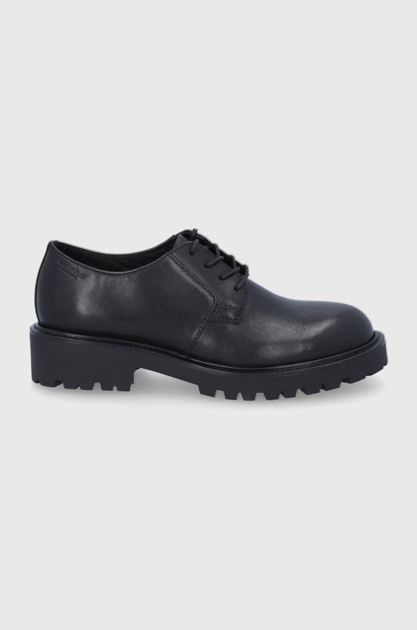 Vagabond - Pantofi de piele Kenova