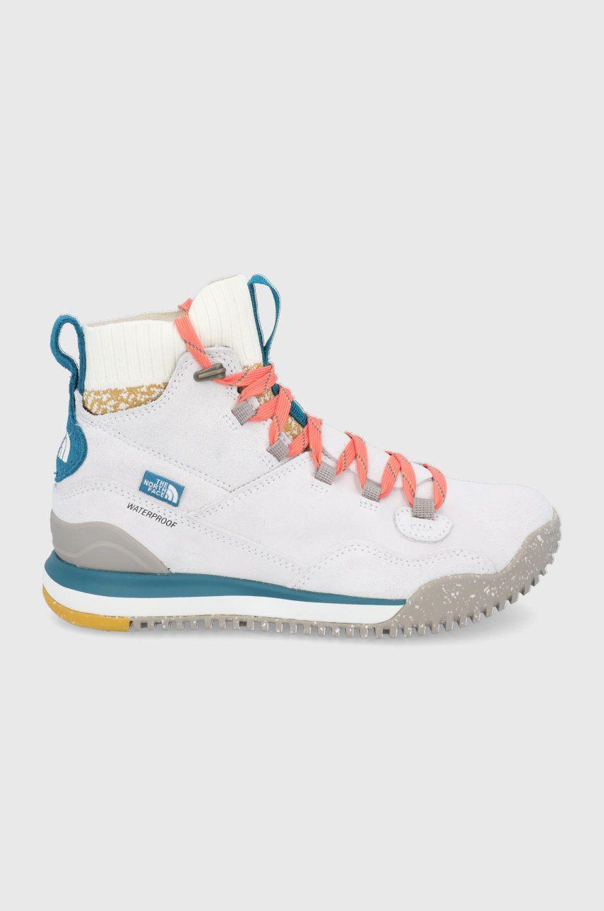 The North Face - Pantofi de piele intoarsa Back To Berkley