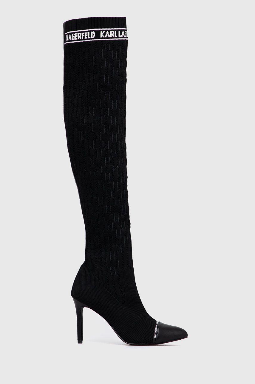 Karl Lagerfeld - Cizme