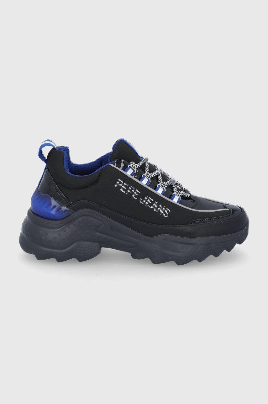 Pepe Jeans - Pantofi Eccles