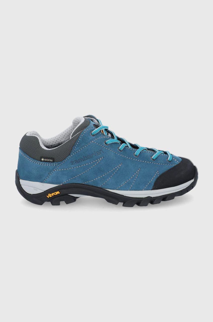 Zamberlan - Pantofi de piele intoarsa 104 Hike Lite GTX RR