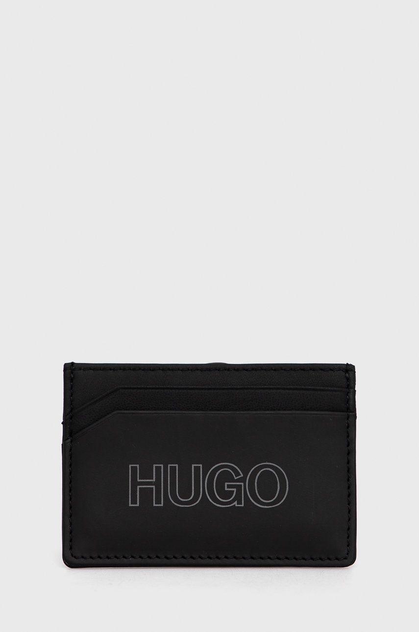 Hugo - Kožené puzdro na karty