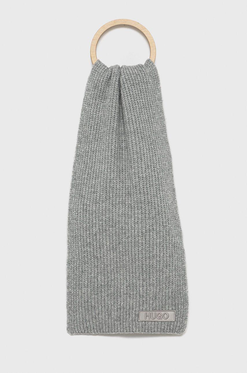 Hugo - Esarfa din amestec de lana