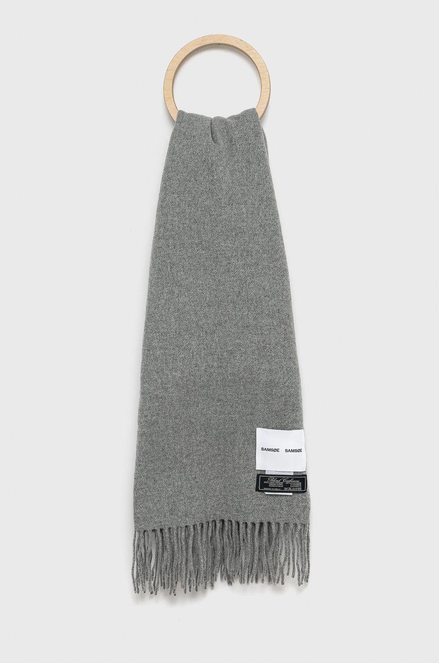Samsoe Samsoe - Esarfa de lana