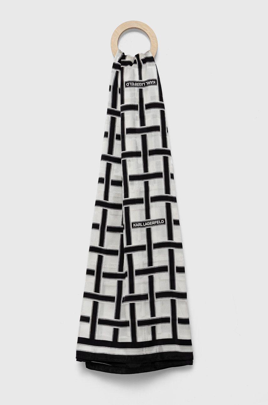 Karl Lagerfeld - Esarfa