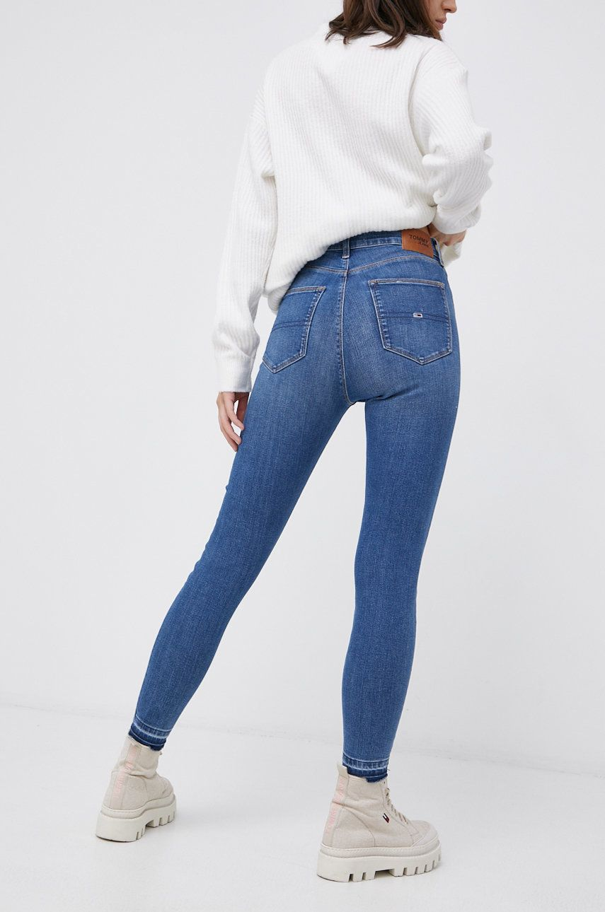 Tommy Jeans - Jeansi Sylvia