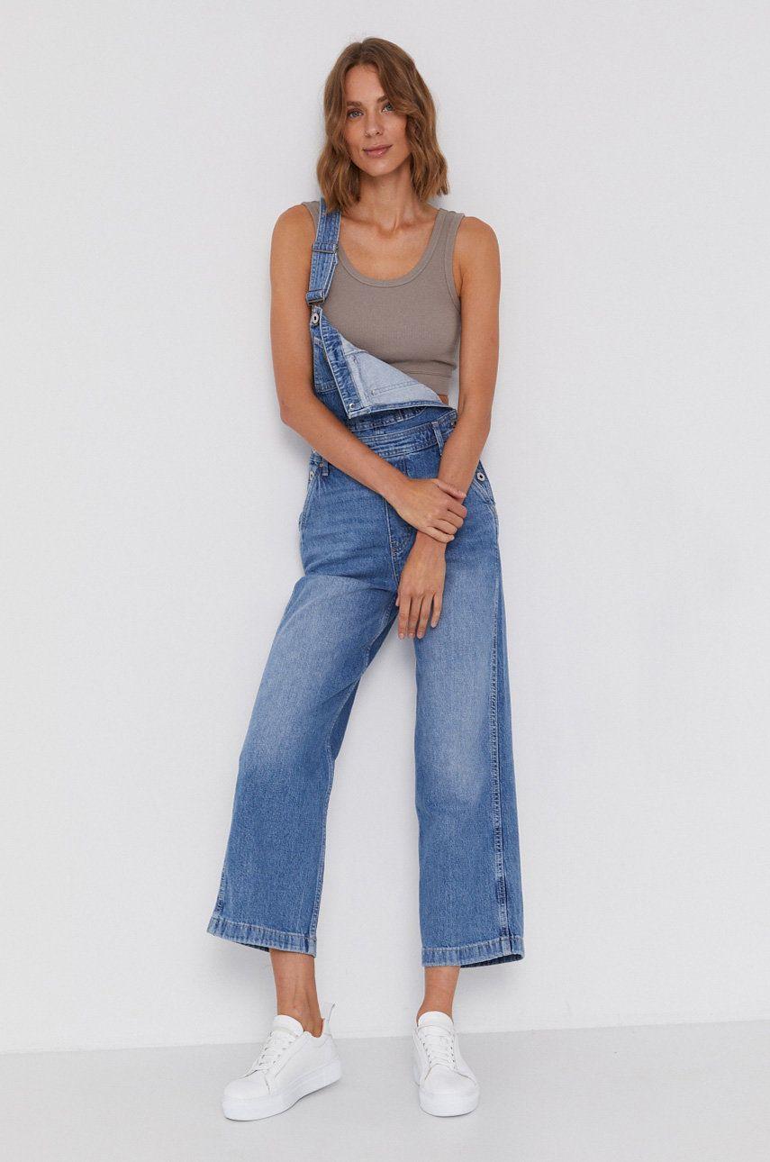 Pepe Jeans - Salopeta Shay Indygo