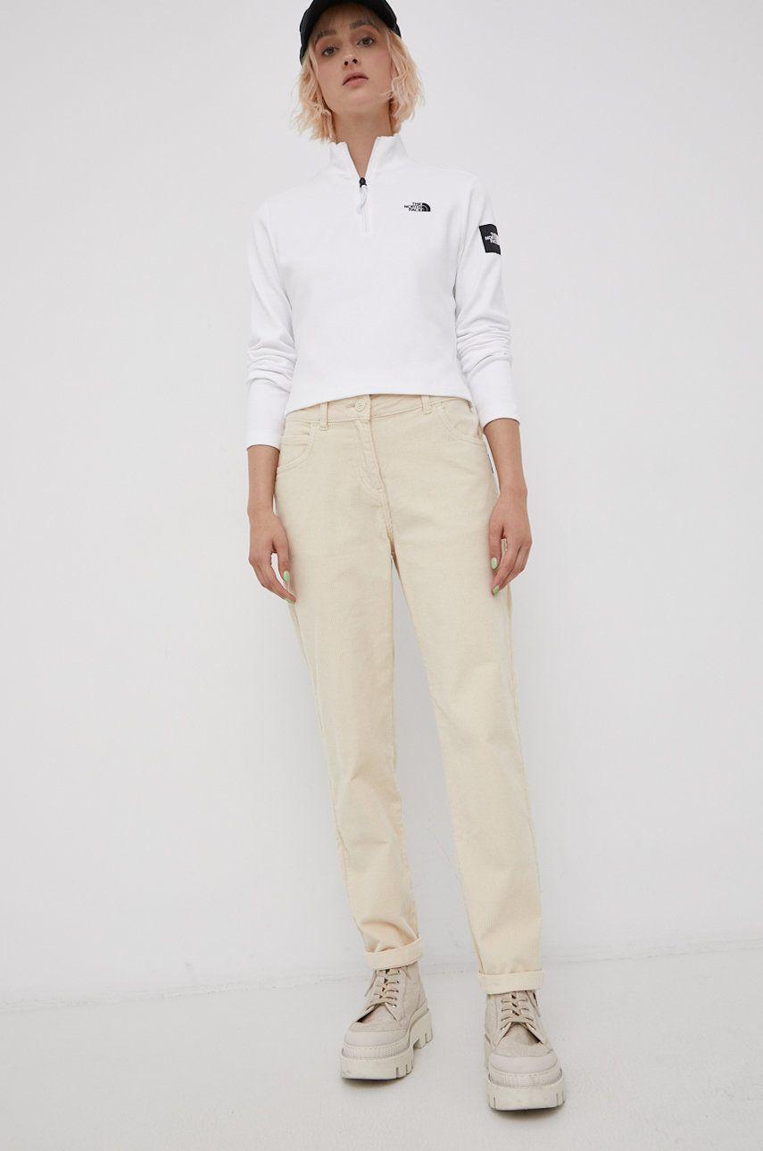 Napapijri - Pantaloni de catifea cord