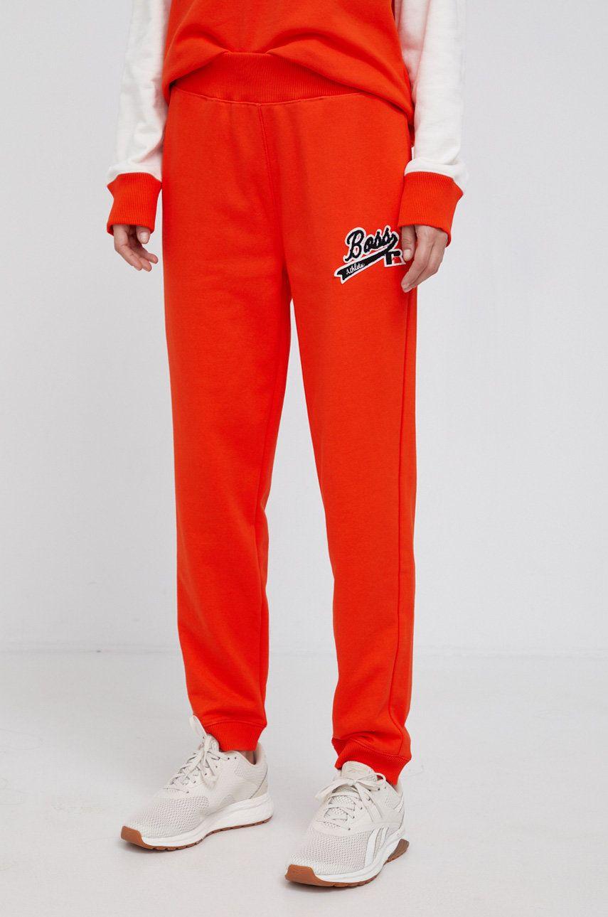 Boss - Pantaloni Boss x Russel Athletic