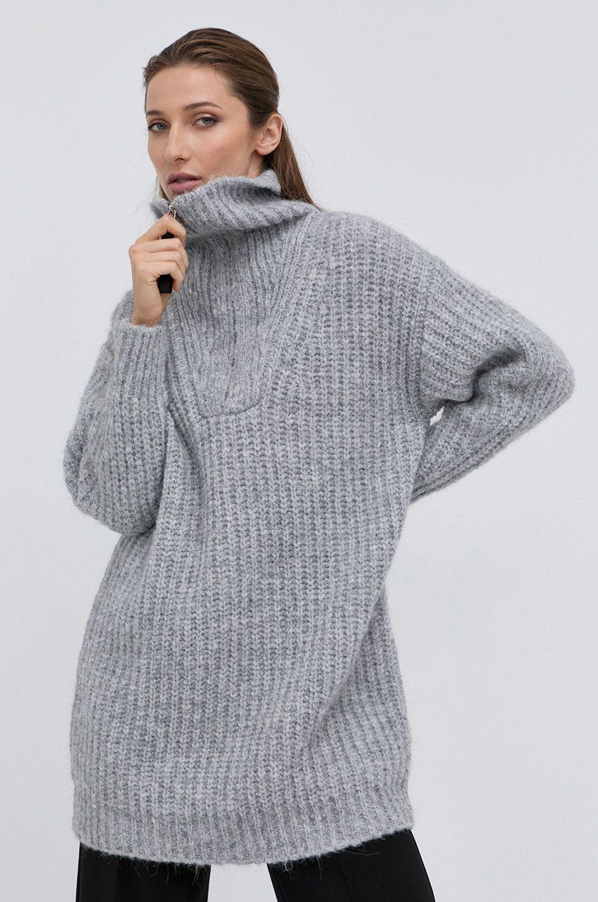 Hugo - Pulover din amestec de lana