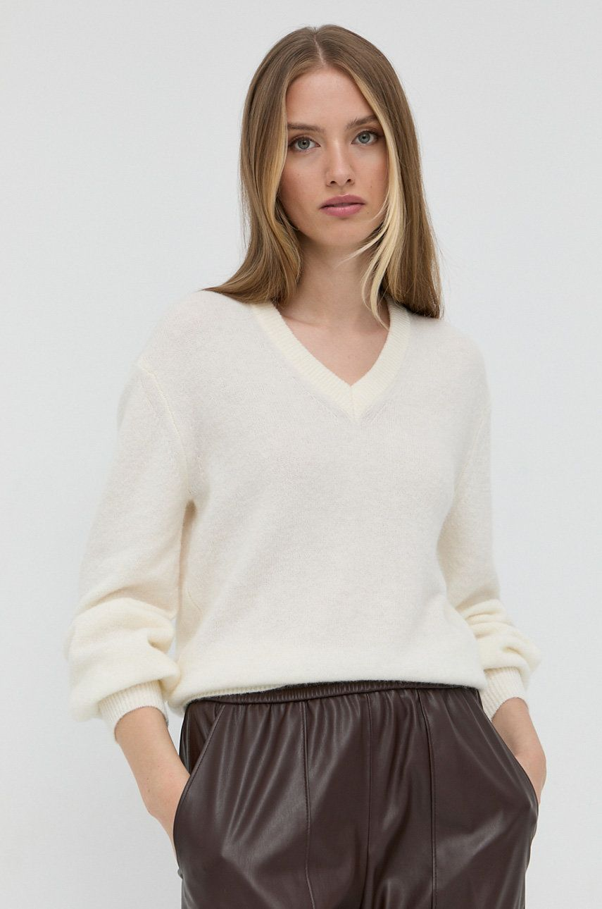 Samsoe Samsoe - Pulover de lana