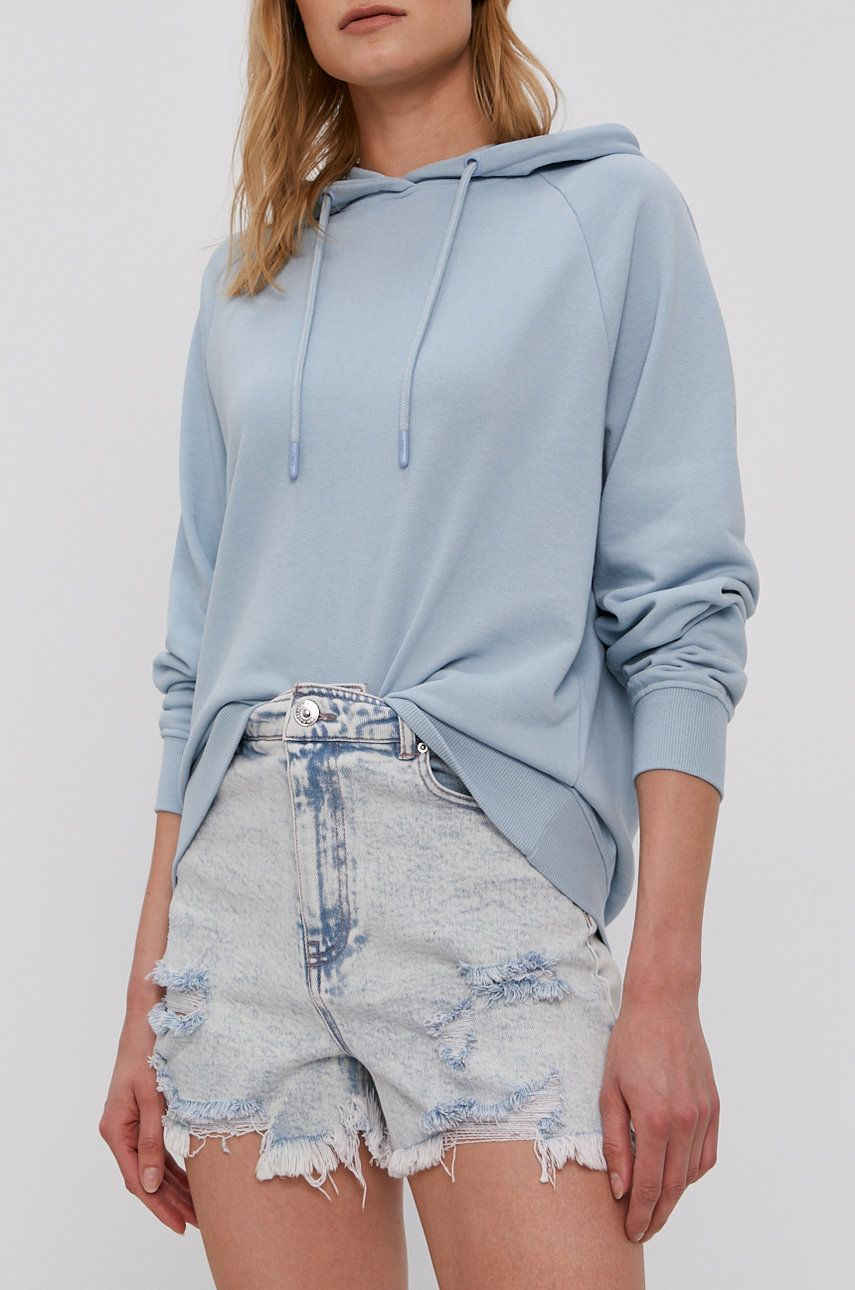 Pieces - Pantaloni scurti jeans