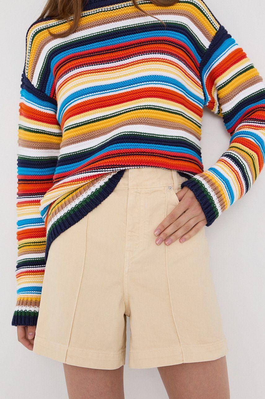 Victoria Victoria Beckham - Pantaloni scurti jeans