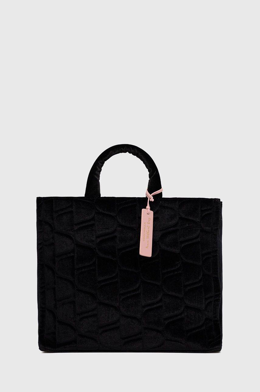 Coccinelle - Poseta Neverwithout Bag Velvet