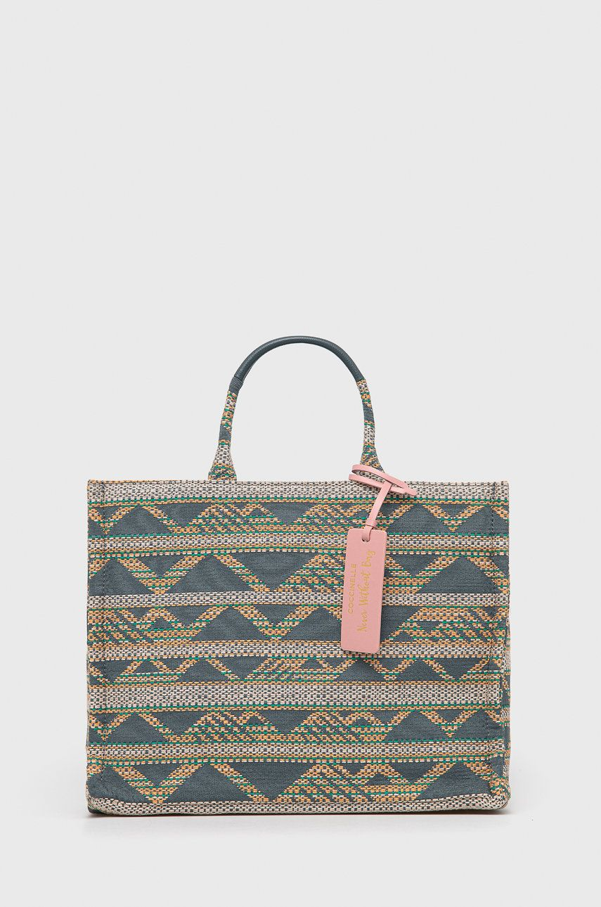 Coccinelle - Poseta Neverwithout Bag Jacquar