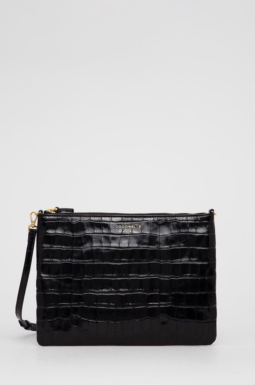 Coccinelle - Poseta de piele IV3 Mini Bag