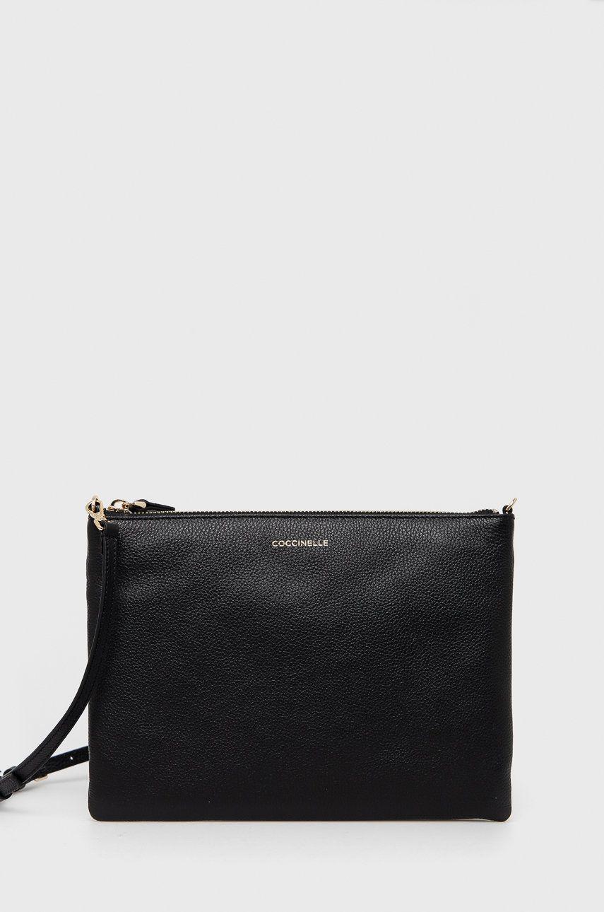 Coccinelle - Poseta de piele Mini Bag