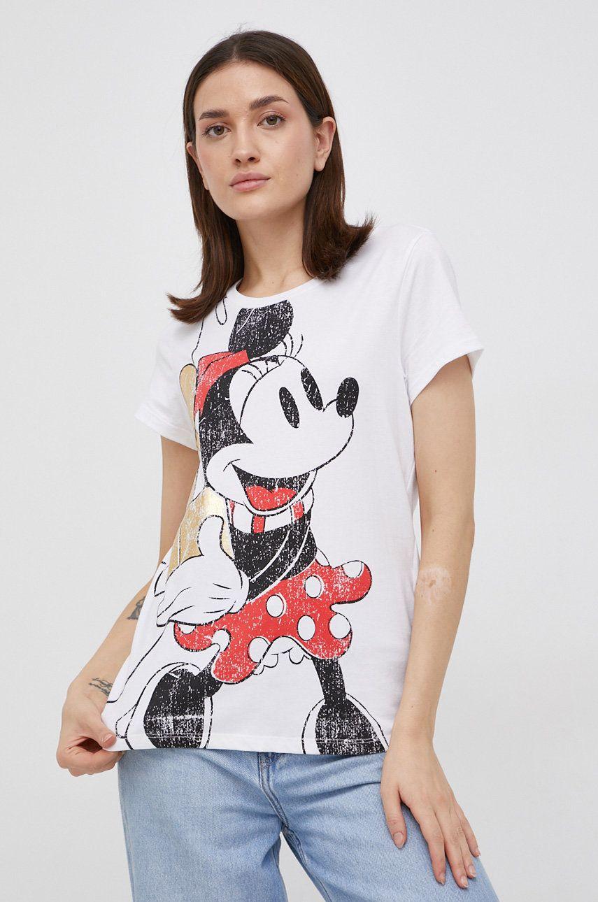 Only - Tricou din bumbac x Disney