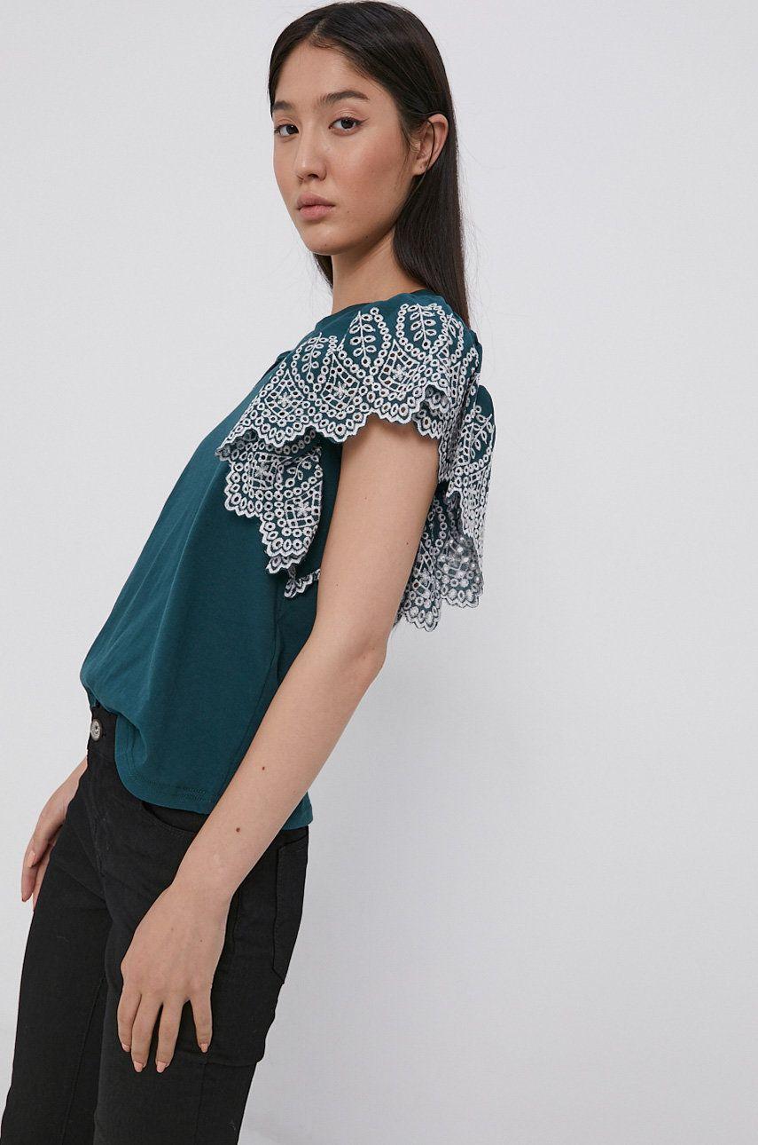 Vero Moda - Tricou din bumbac