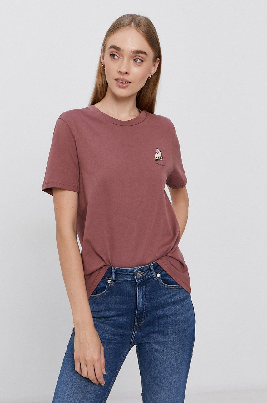 Only - Tricou din bumbac