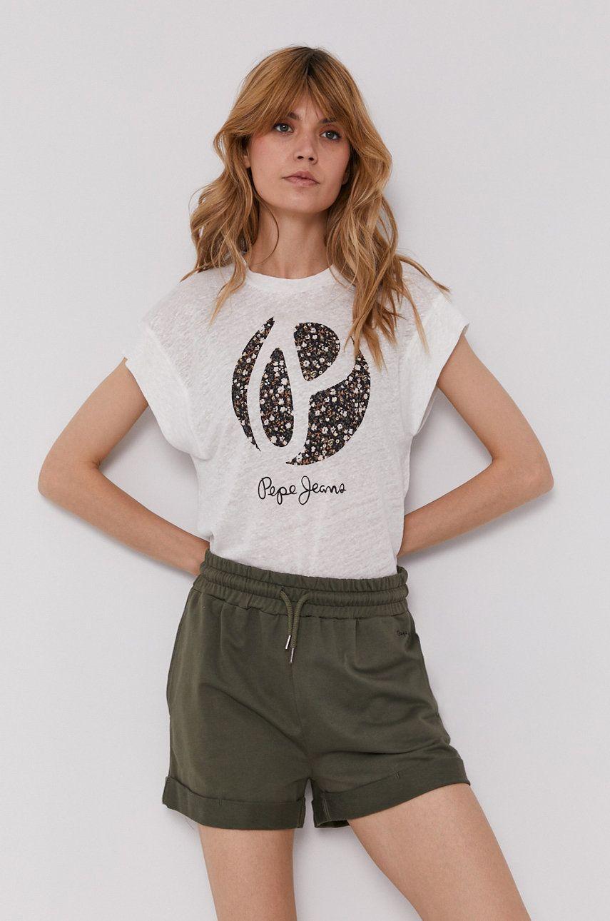 Pepe Jeans - Tricou Alice