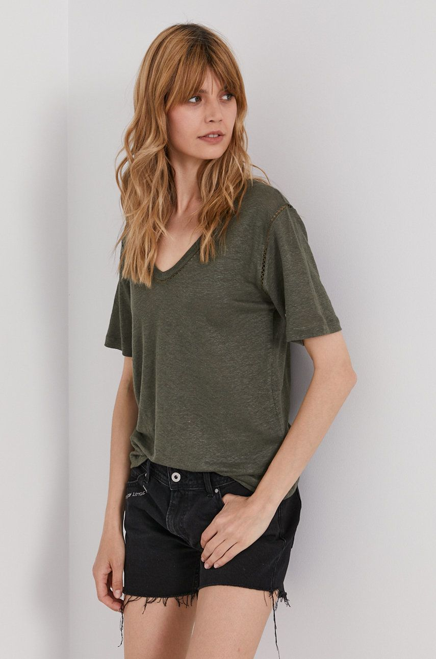 Pepe Jeans - Tricou Anettes