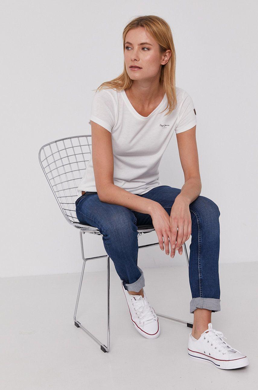 Pepe Jeans - Tricou Marjorie