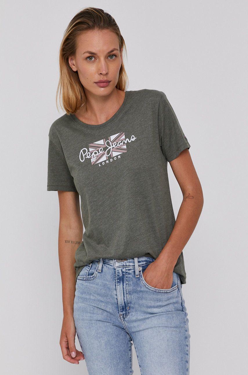 Pepe Jeans - Tricou Zaidas
