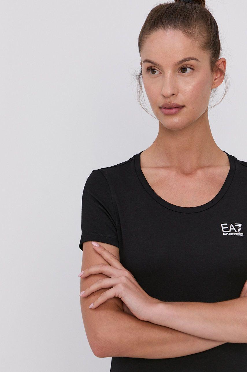EA7 Emporio Armani - Tricou din bumbac