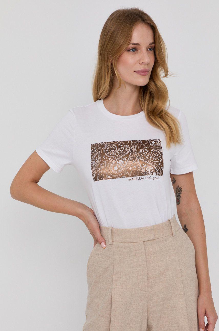 Marella - Tricou din bumbac