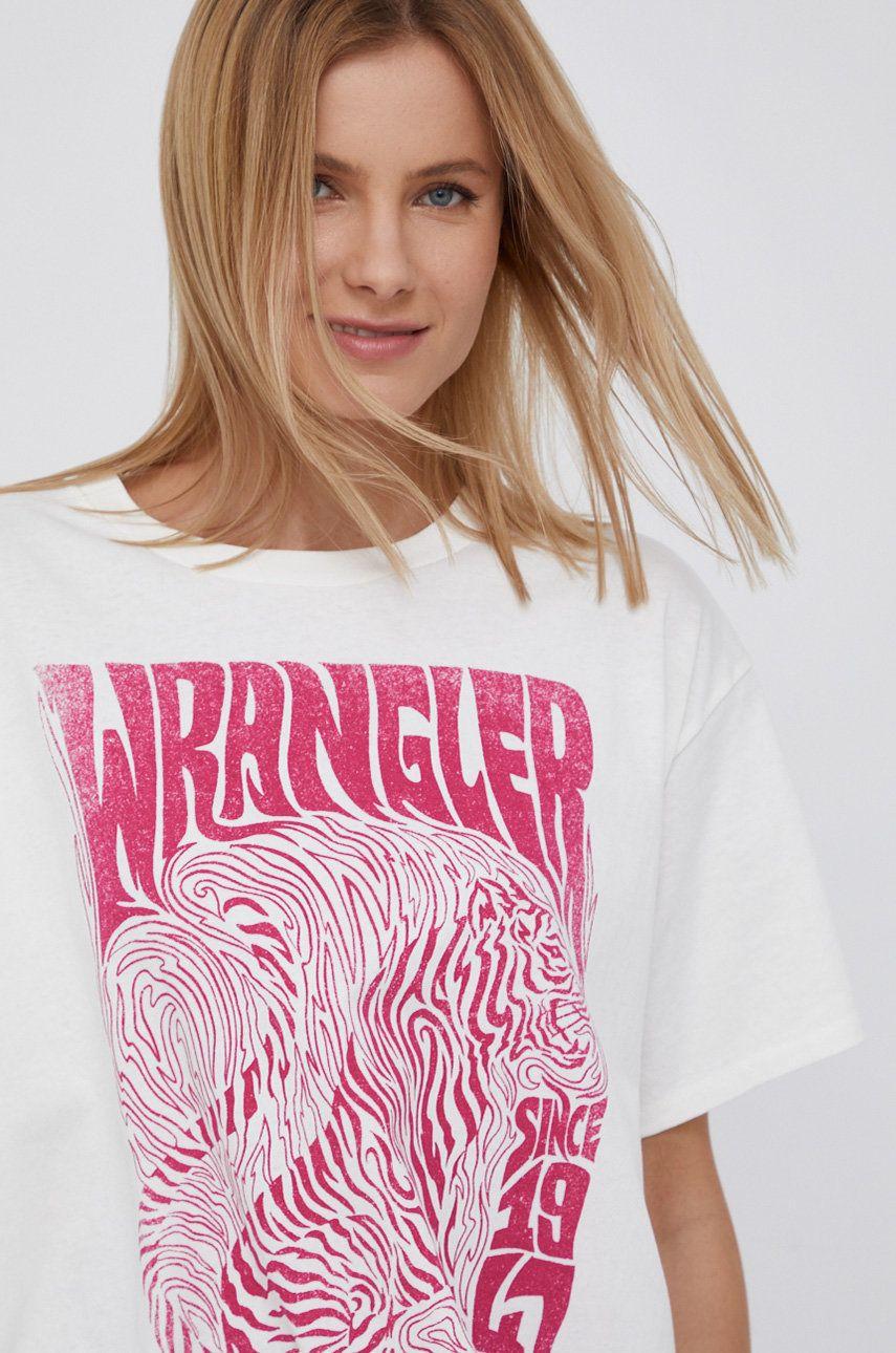 Wrangler - Tricou din bumbac